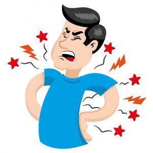 back pain - כאבי גב